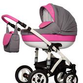 Детская универсальная коляска 2 в 1 Pearl, Ajax Group