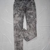 p. 164-170, xxs-xs, поб 42-44, джинсы скинни Geisha с принтом