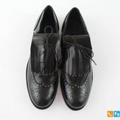 Ботинки из натуральной кожи Andre 40 размер (арт. 2522)