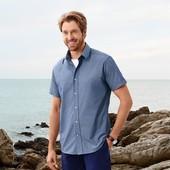Рубашка с коротким рукавом XL