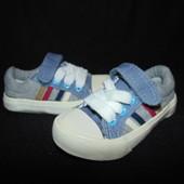Кеды Matalan 20(4)р,ст 13 см.Мега выбор обуви и одежды!
