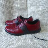 Mephisto р.40.5 кросівки туфлі шкіряні