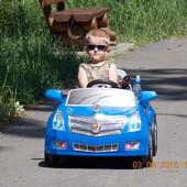 Детский электромобиль Geoby. Цена снижена!!!