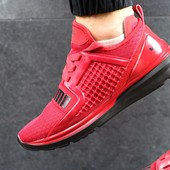 Кроссовки  PUMA Ignite limitless  червоні