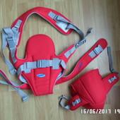 Infant рюкзак переноска від найменшого і до потреби.