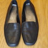 Туфлі шкіряні розмір 5 1/2 на 38 стелька 24,8 см Footglove