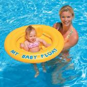 Надувной круг с трусиками для малышей Intex Baby Float