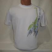 Распродажа! Мужская футболка Enai&Zheai. Разные цвета.