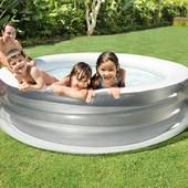 Надувной семейный бассейн 229х51см Intex Интекс 57192