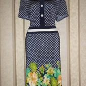 Женское новое платье 48-50+ раз.
