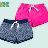 Розовые Пляжные шорты для девочки 116 Германия