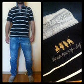 Стильная футболка поло Van Santen (L)