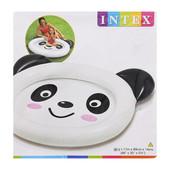 Надувной бассейн Панда 117 89 14см Intex 59407 Интекс