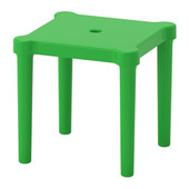 Табурет детский, д/дома/улицы, зеленый ikea икеа 203.577.77