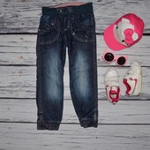 4 года 104 см Обалденные фирменные джинсы для моднявок