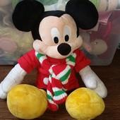 Mikkey Mouse оригинал высота с ушами 44 см