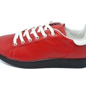 Кеды женские Carlo Pachini 2515 красные