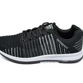 Кроссовки женские BaaS Sport черные (реплика)