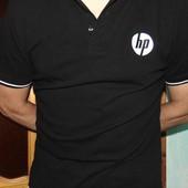 Стильная фирменная тениска поло футболка FGK л-хл
