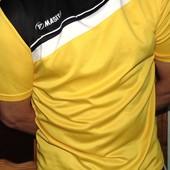 Спортивная фирменная футболка Masita (масита) л-хл .