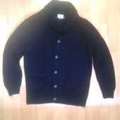 Фирменный свитер кардиган L-XL