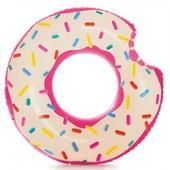 Надувной круг Пончик Intex 59265 в коробке