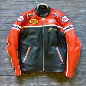 Мотокуртка-мотоэкипировка-байкерская мужская куртка Hunter Class p-p M