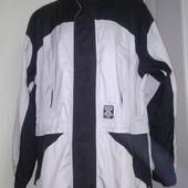 Фірмова куртка весняна батал