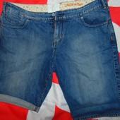 Брендовие стильние джинсовие шорти Denim (Дэним) л-хл