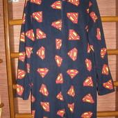 Пижама флисовая, размер L, рост до 185 см
