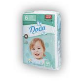 Подгузники Дада (Dada) Extra soft 6 Extra large (16+ кг) 44 шт