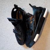 оригинальные модные кожаные кроссовки