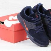 Кроссовки мужские Nike Air Presto blue/orange