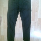 Фирменные джинсы супер скинни 32 р.