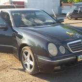 Mercedes Benz E класс, 2000