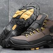 Мужские зимние ботинки  3651