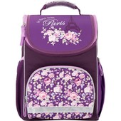 Крутой школьный рюкзак Kite Кайт 701 Paris Лимит серия для девочки 1-4 кл