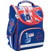 Рюкзак качественный каркасный 501 Winx fairy couture-2 Кайт для девочки 1-4 кл