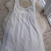 Asos платье белого цвета 34-размер