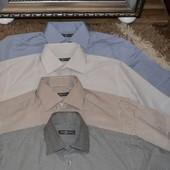 Новые строгие рубашки 48-50, рост 176см