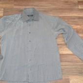 Рубашка в полоску М