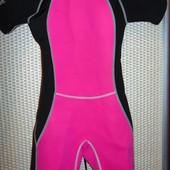 Фирменний гидрокостюм для плавания Wipeout (Вайпаут) на 7-10 лет.