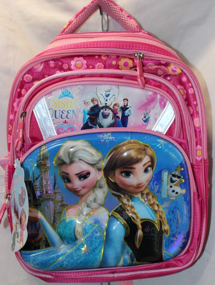 """В наличии! большой выбор школьный рюкзак """"3d"""" фото №1"""