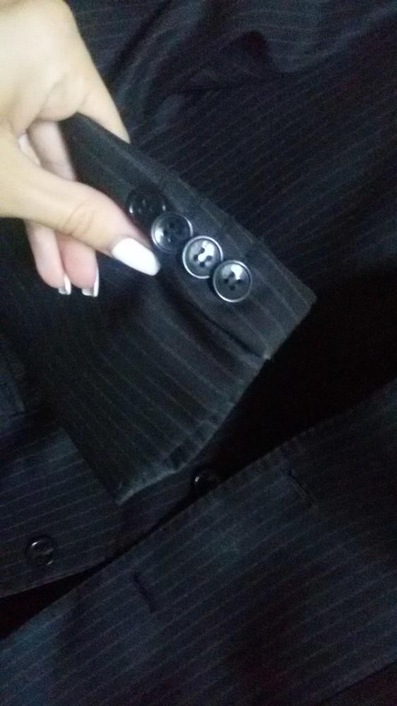 Мужской костюм, тёмно-серого цвета..размер 52- 54 фото №1