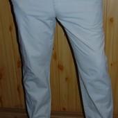 Стильние оригинал  летние брюки бренд Gardeur л-хл 32-34