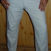 Стильние оригинал  летние брюки штани бренд Gardeur л-хл 32-34