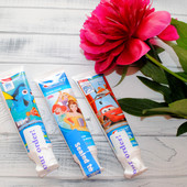 Crest Pro-Health stages kids - дитячі зубні пасти з героями Діснея