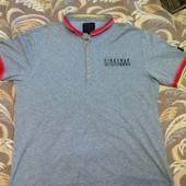 Футболка, рубашка поло р-р 52-54, отличное состояние, бренд Firetrap