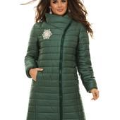 Зимняя куртка женская 44 46 48