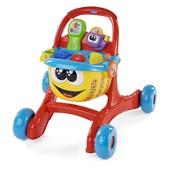 Chicco Ходунки каталка толкатели с корзиной счастливые покупки happy shopping walker 7655